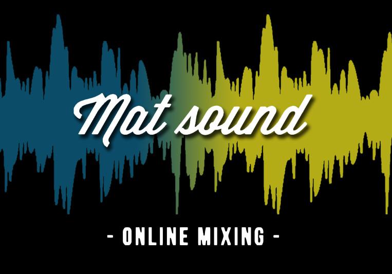 Mat Sound Online Mixing on SoundBetter