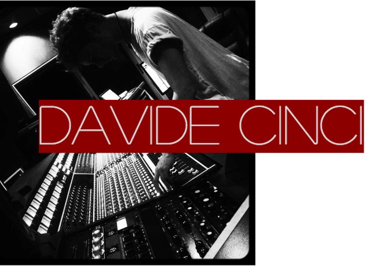 Davide Cinci on SoundBetter