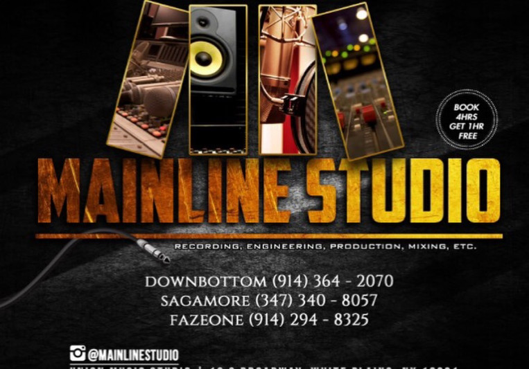 Mainline studio on SoundBetter
