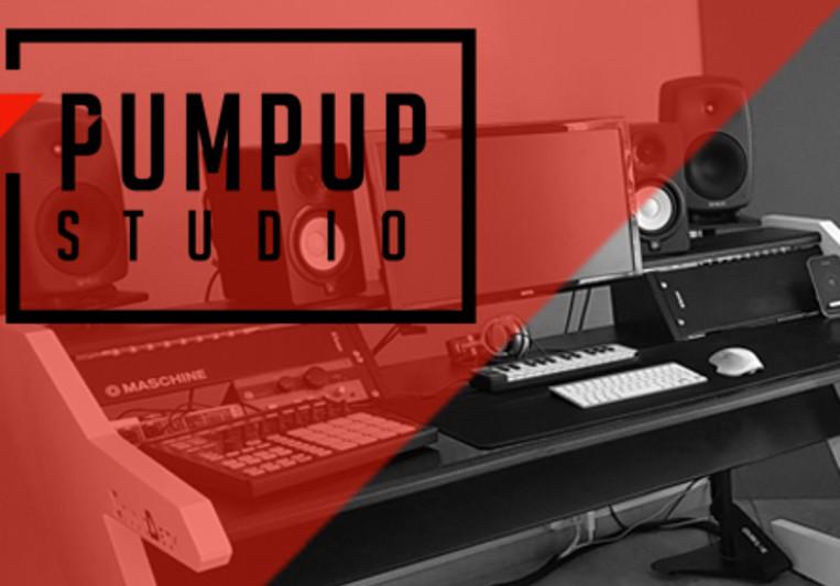 Pump Up Studio on SoundBetter