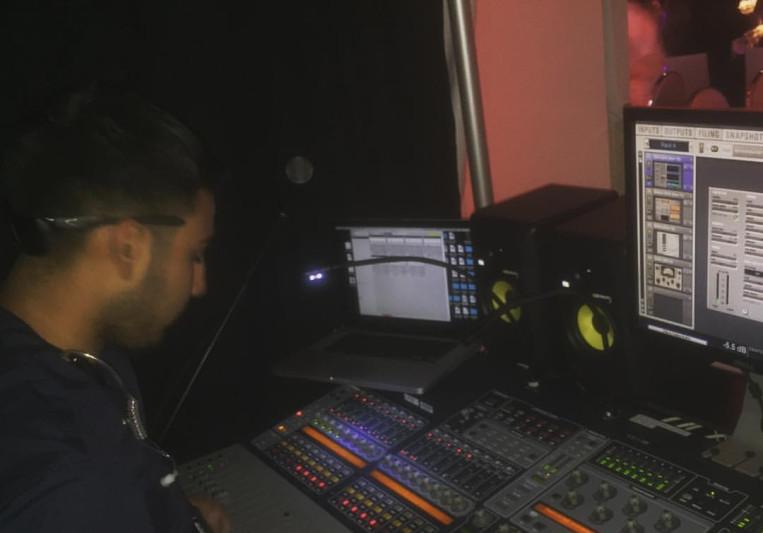 Anthony solis on SoundBetter