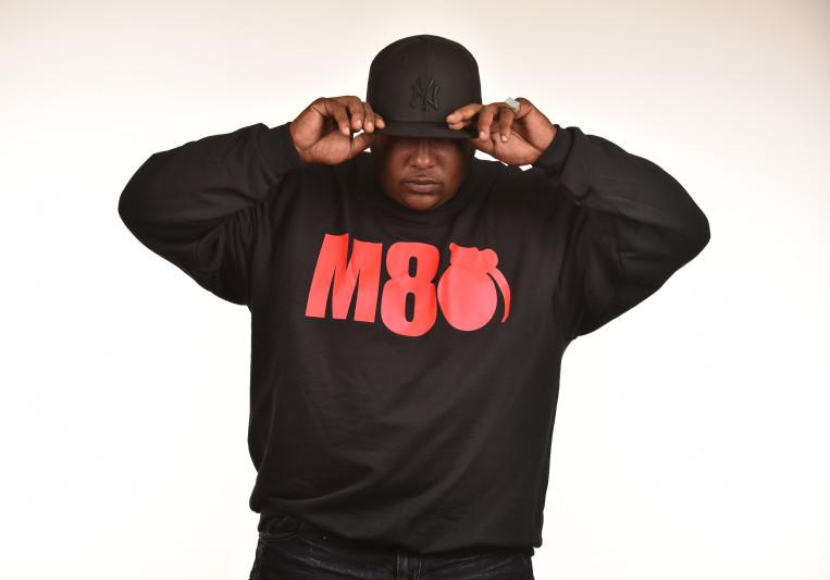 DJ M-80 / Blackchalk Recording on SoundBetter