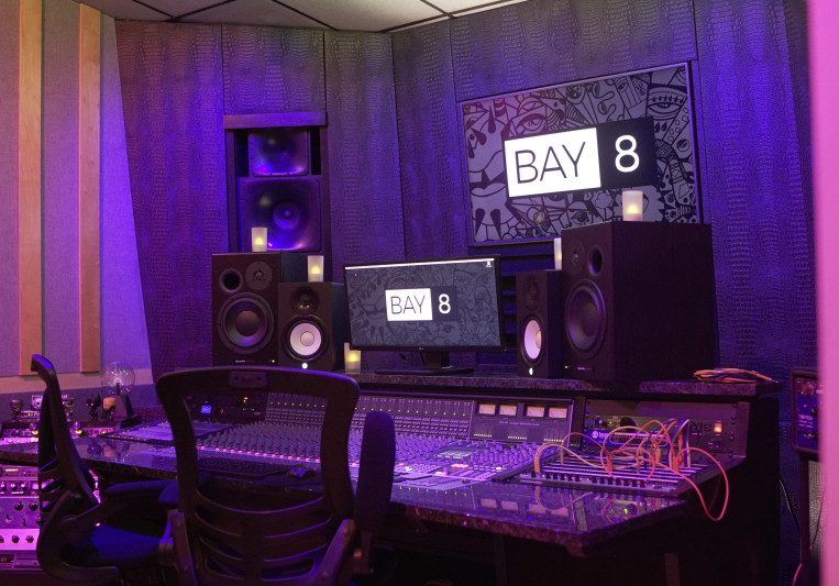 Bay Eight Recording Studios on SoundBetter