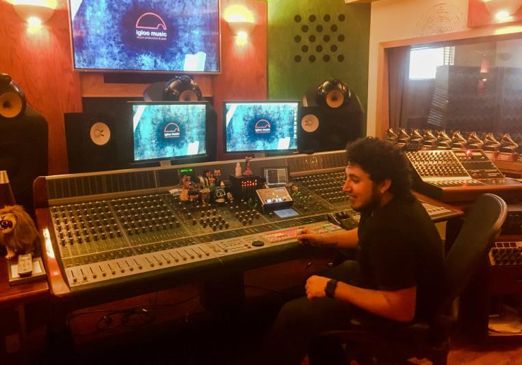 Jesús Martínez on SoundBetter