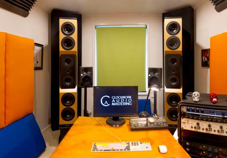Clockwork Audio Mastering on SoundBetter