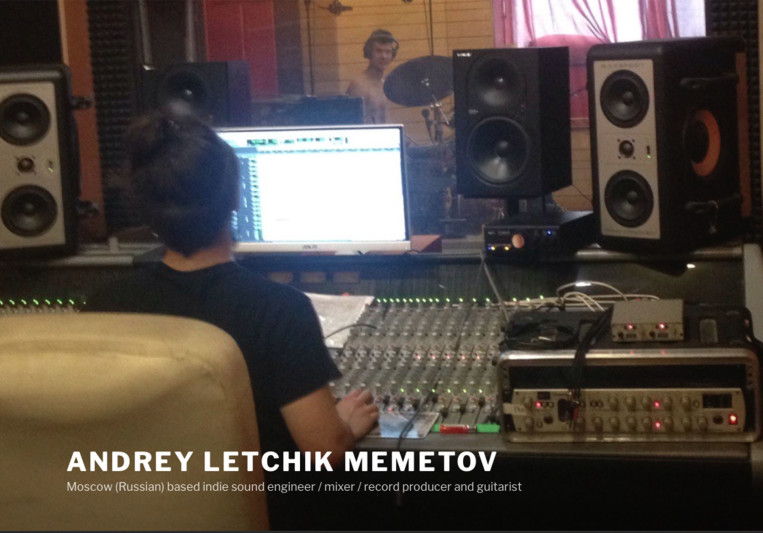 Andrey Letchik on SoundBetter