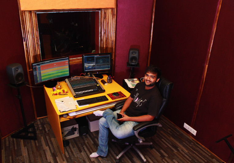 Mallhar studio on SoundBetter