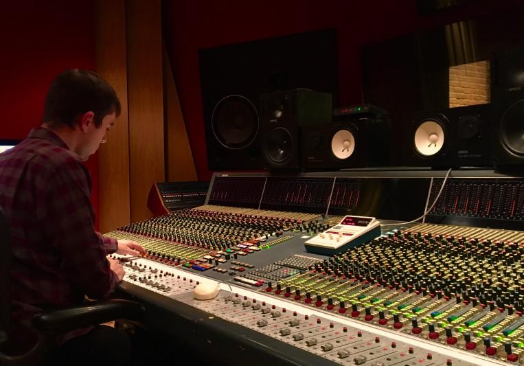 Rhys Downing on SoundBetter