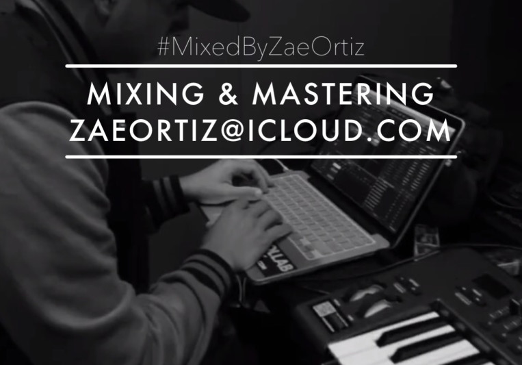 Zae Ortiz on SoundBetter