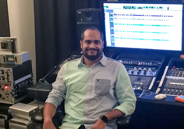 Shaddy Roman on SoundBetter