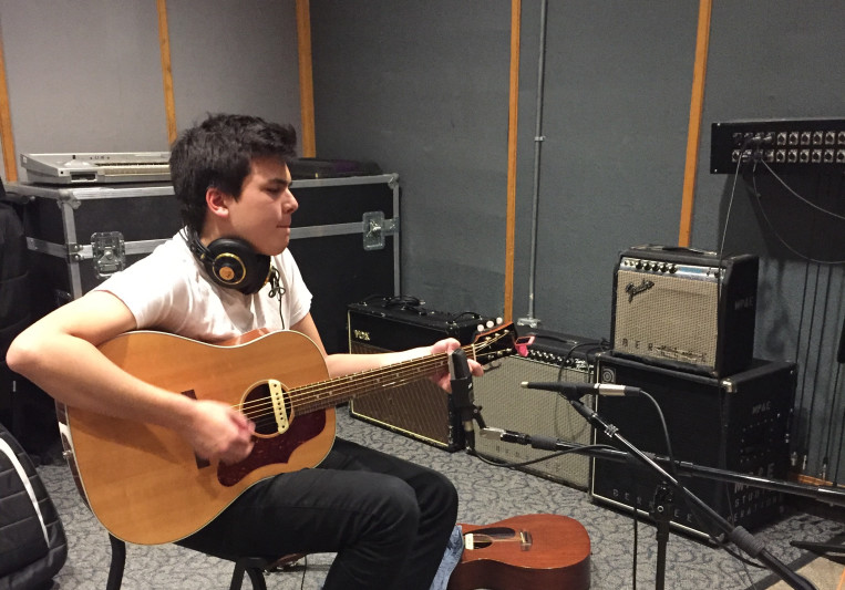 Luke Robinson on SoundBetter