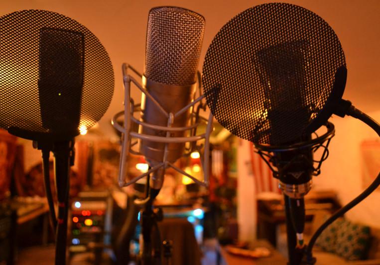 New Space Audio on SoundBetter