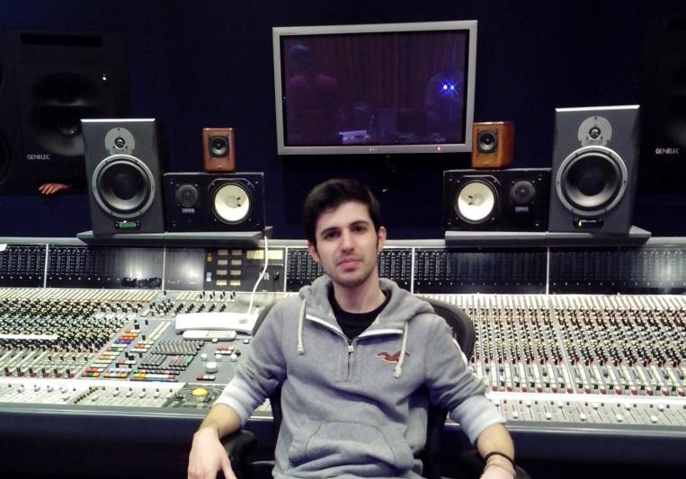 Lorenzo d'Ambrosio on SoundBetter