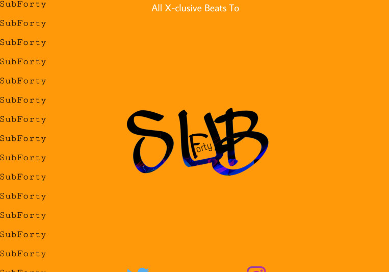 SubForty on SoundBetter