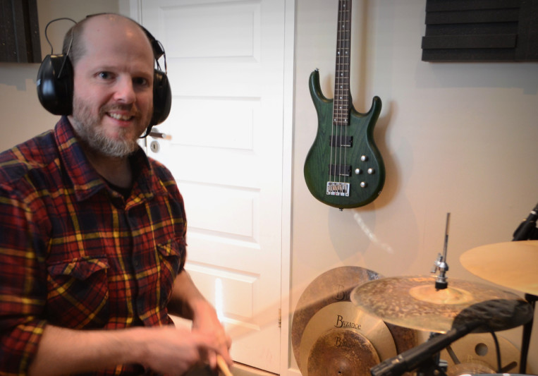 Chris Troy : RemoteDrumTracks on SoundBetter