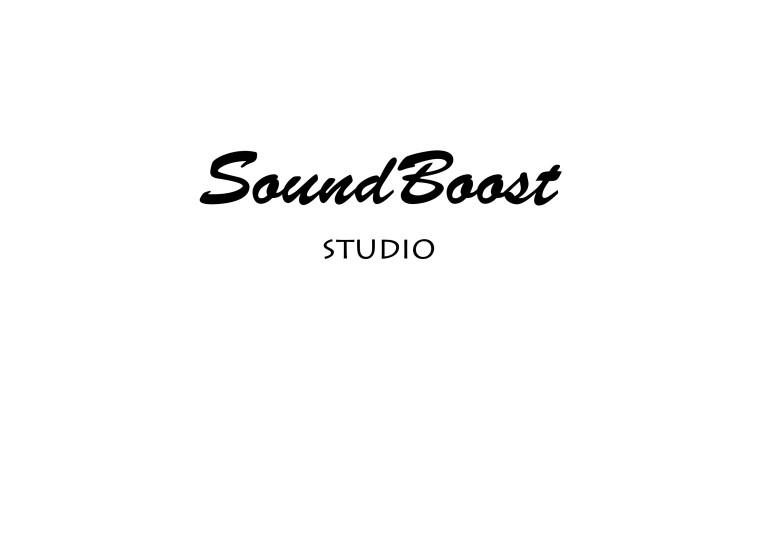 Soundboost Studio on SoundBetter