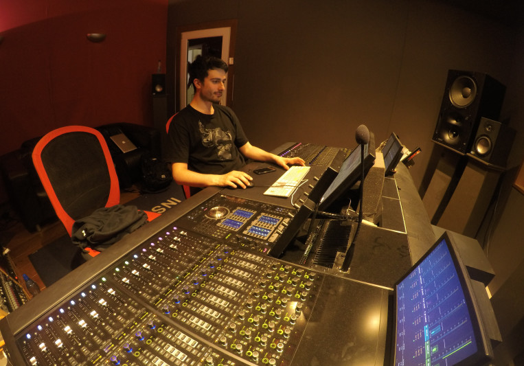 Audio Revolution Studio on SoundBetter