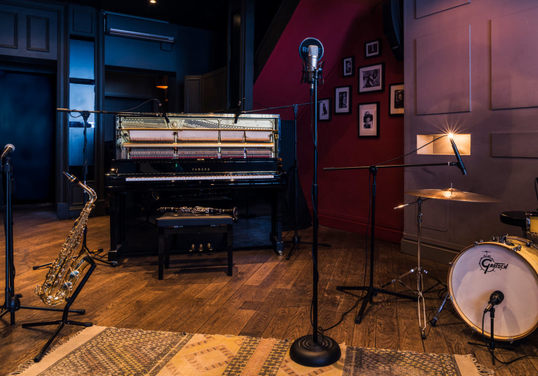 EC1 Studios on SoundBetter