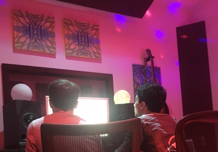 Scott and Rio on SoundBetter