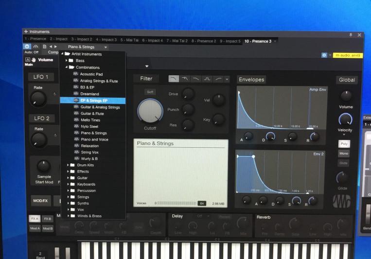 Abel Rodriguez on SoundBetter