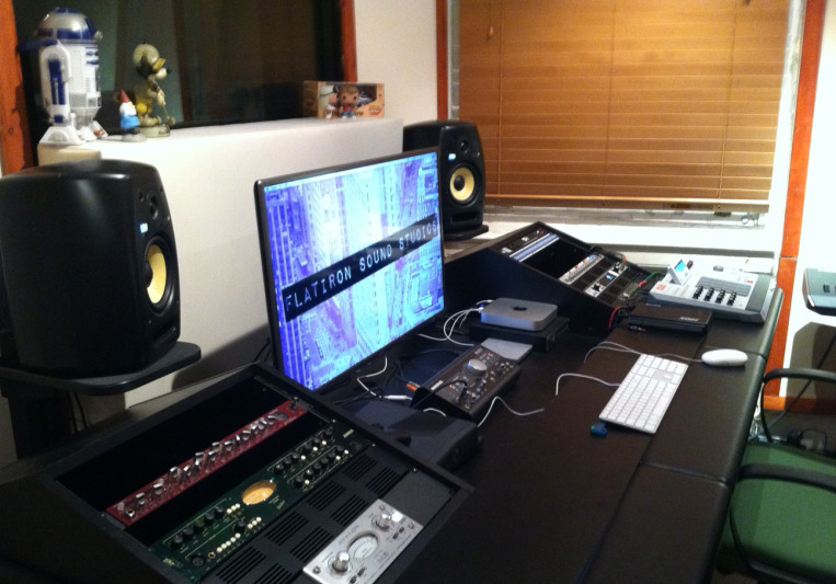 Flatiron Sound Studio on SoundBetter