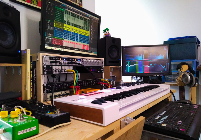 Studio Sound Of Noise on SoundBetter