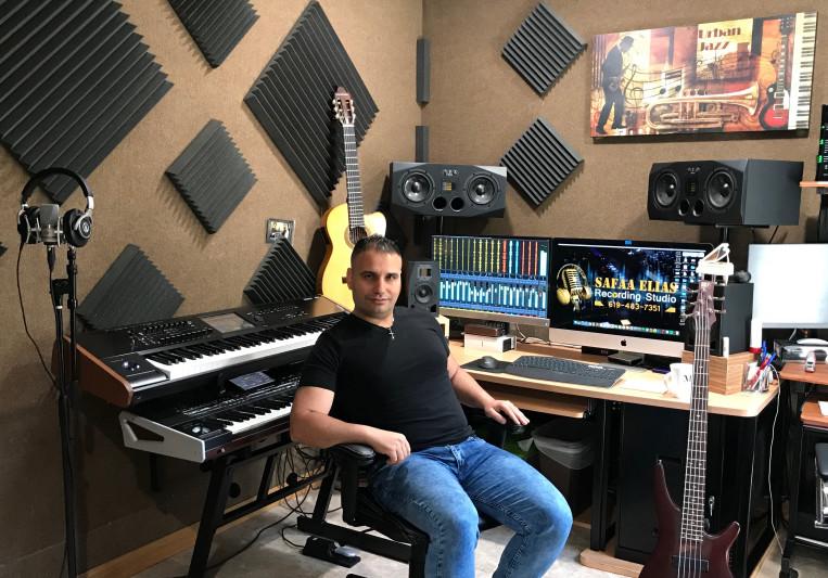 Sam Elias on SoundBetter