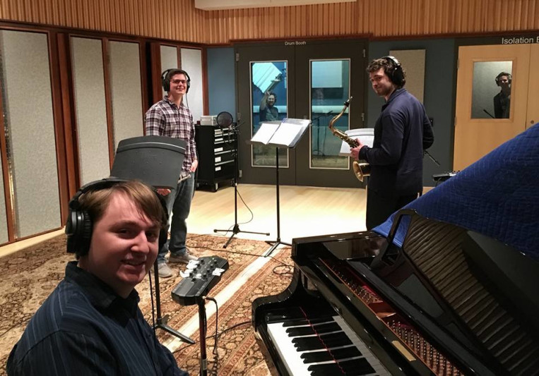 Graham Wolfe on SoundBetter