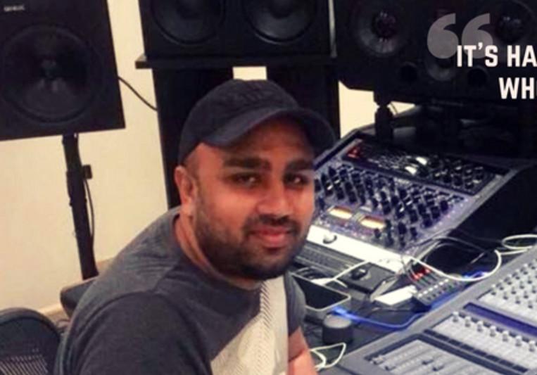 Samuel Suleman on SoundBetter