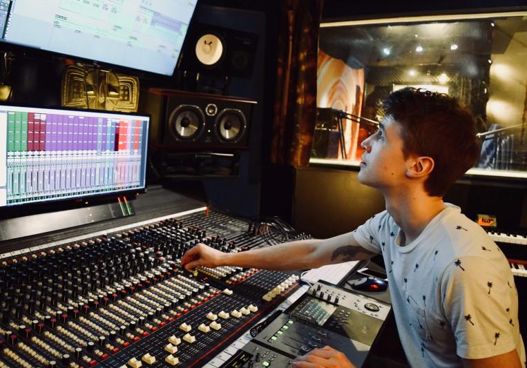 Matt B on SoundBetter