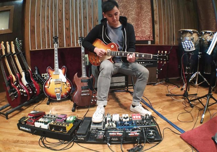 Sam Yun's Studio on SoundBetter