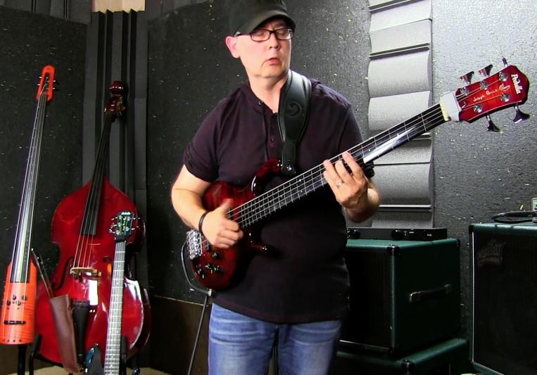 Joseph Patrick Moore on SoundBetter