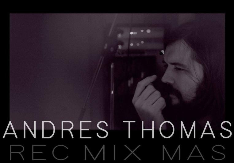 Andrés Thomas on SoundBetter