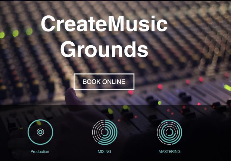 CreateMusicGrounds on SoundBetter