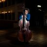 Review by Ferruccio Spinetti Double bass
