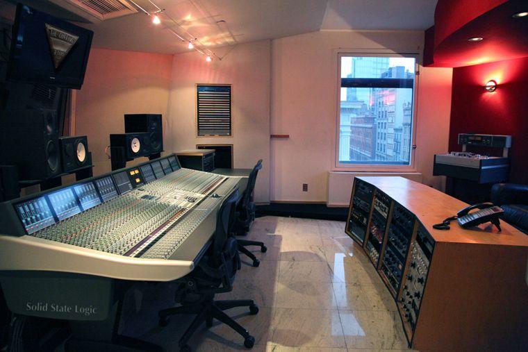 The Cutting Room Studios - Recording Studio, Mastering Engineer ...