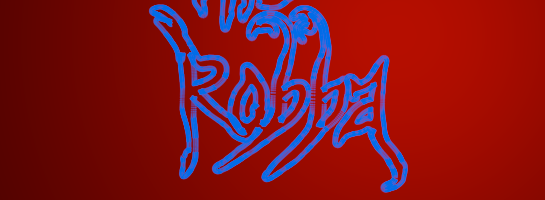 The_robba_logo_paint_on_red0001