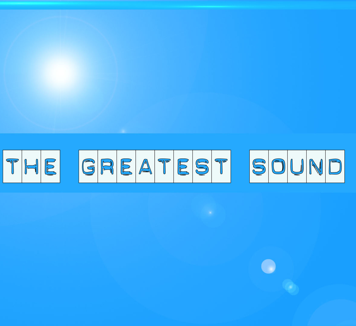 The_greatest_sound_album_cover
