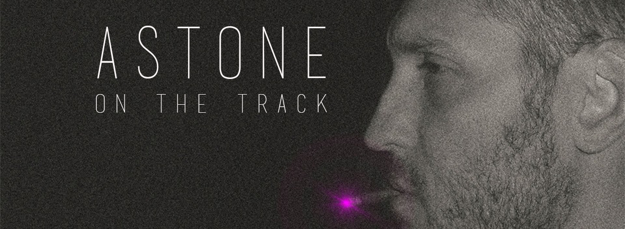 Astone_on_the_track
