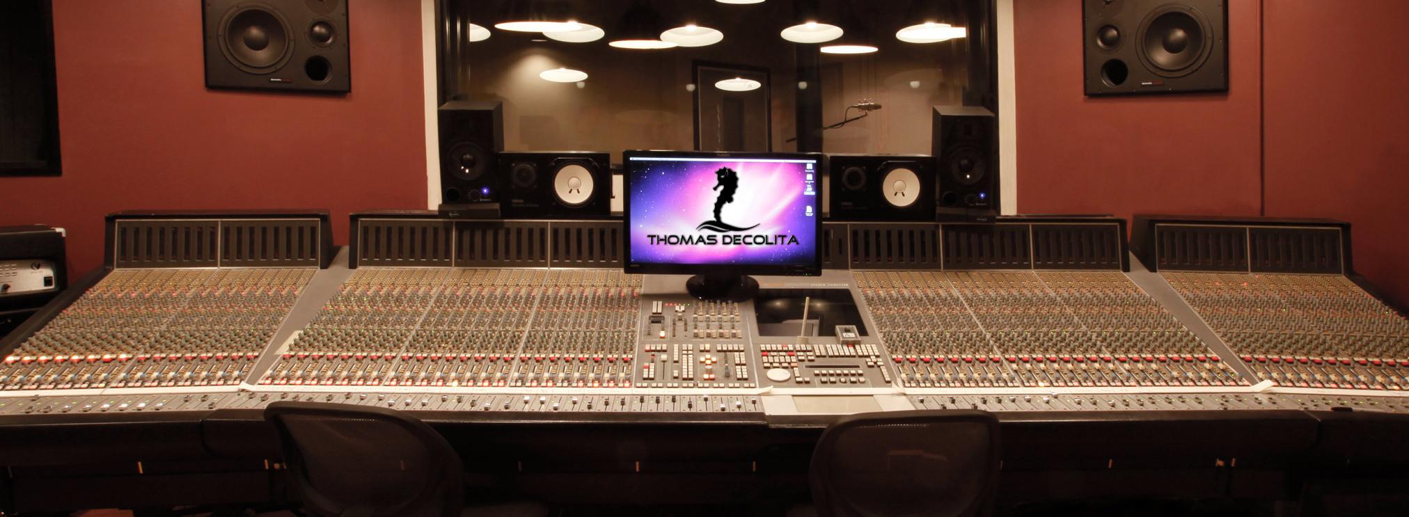 Studio-touscene