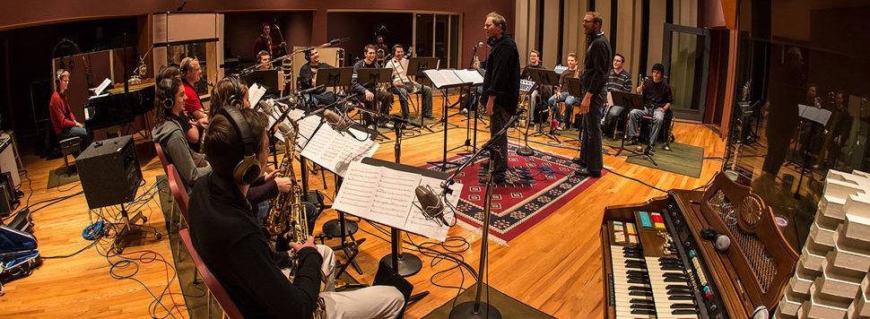 Recording-band