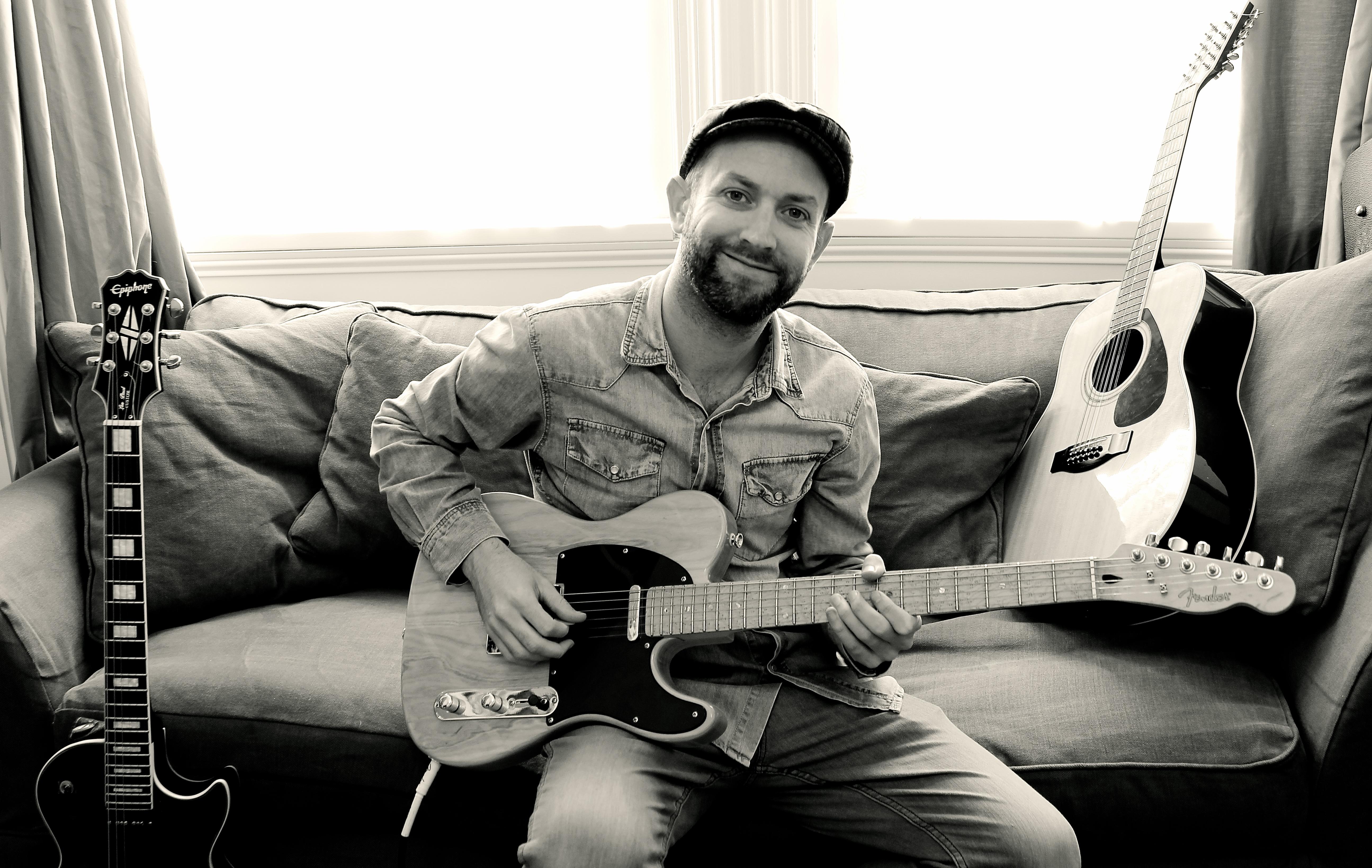 Online-session-guitarist-telecaster