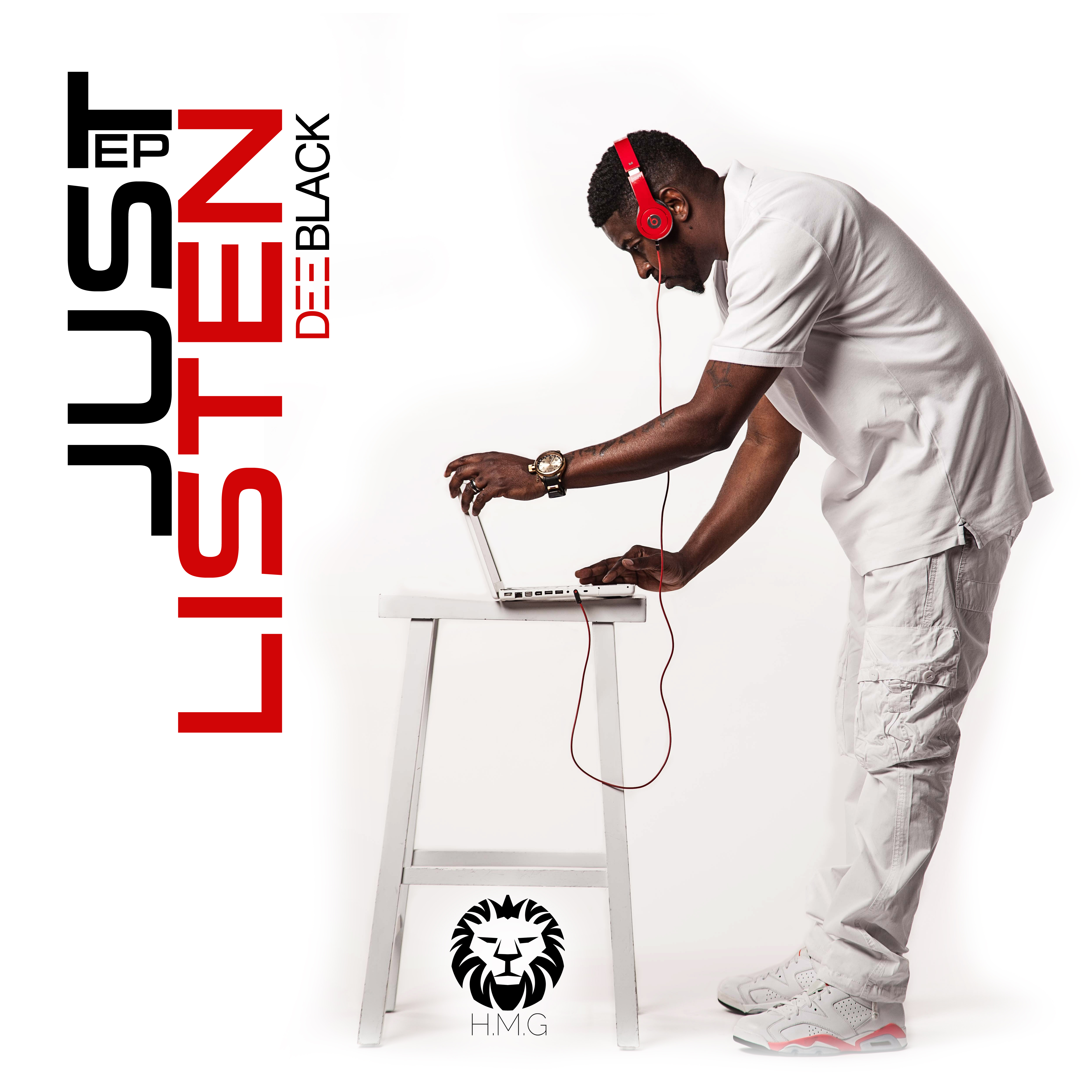 Just_listen_ep_cover_dee_black