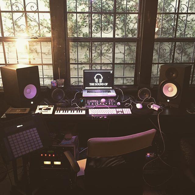 The_sound_of_studio