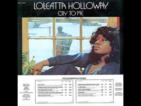 Track thumbnail image for Loleatta Holloway - I Can't Help Myself