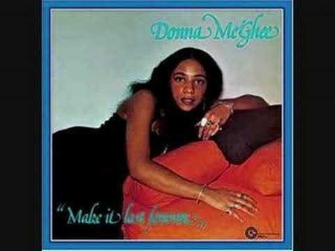 Track thumbnail image for Donna McGhee - It aint no big thing