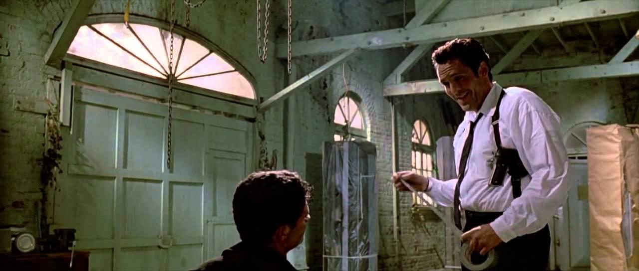 """Track thumbnail image for """"Reservoir Dogs"""" Best Scene HD"""