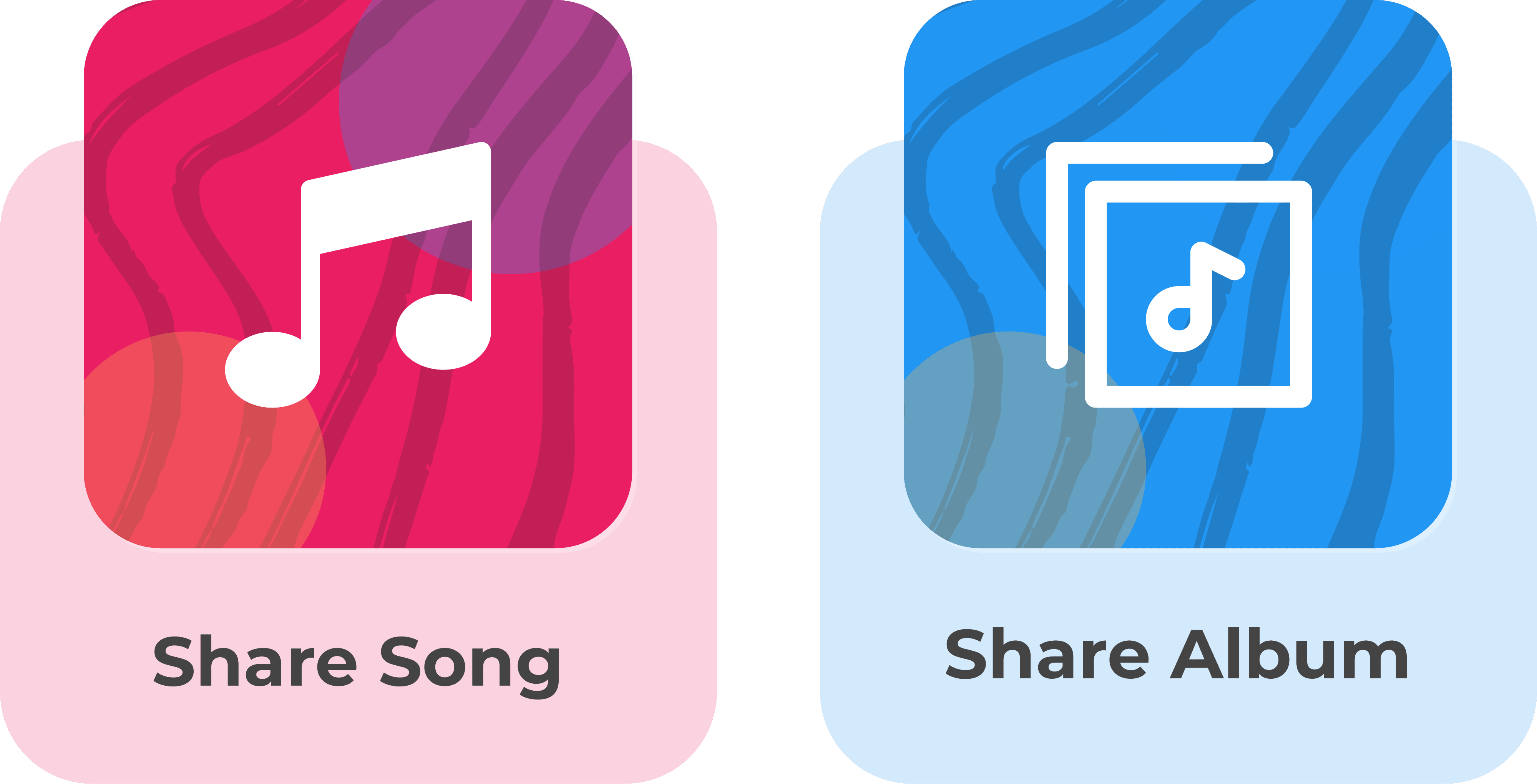 Share the music