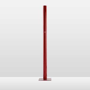 ILIO FLOOR LED 45W 27K RED 120V