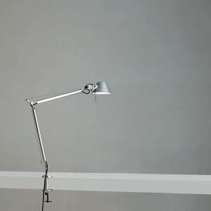 TOLOMEO MINI LED 10W 30K MP-MV ALUM W/CLAMP